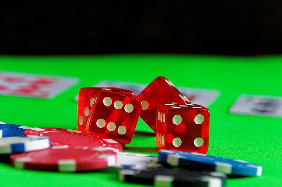 Gambling Online - What To Do When Rejected