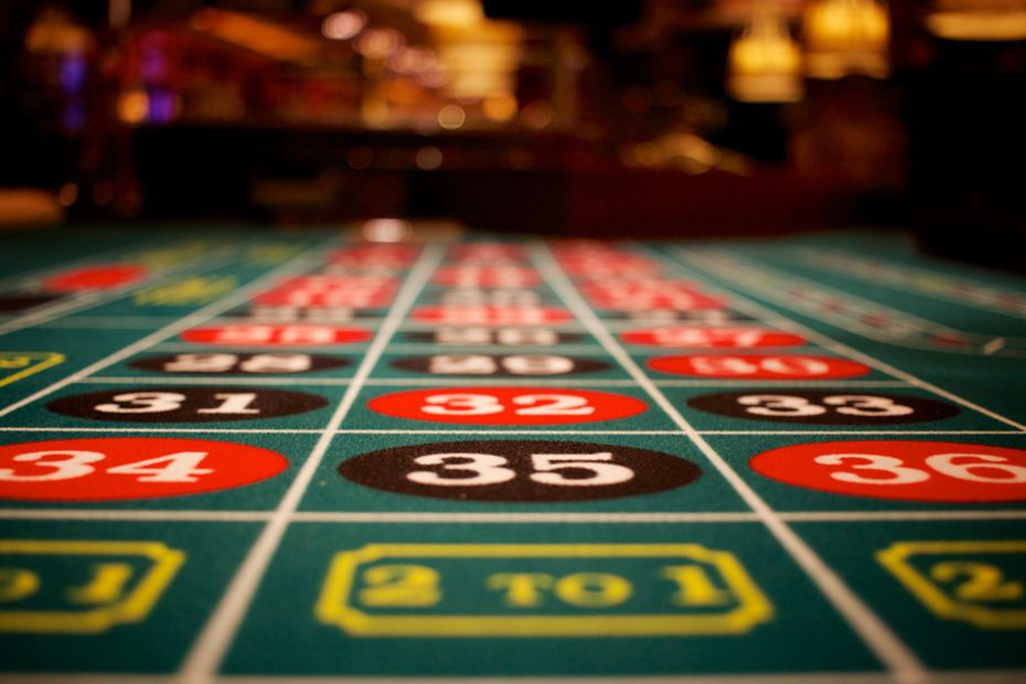 Four Info Everybody Ought To Know About Casino