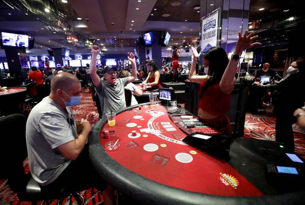 Occurred After Taking Action On These 5 Gambling Suggestions