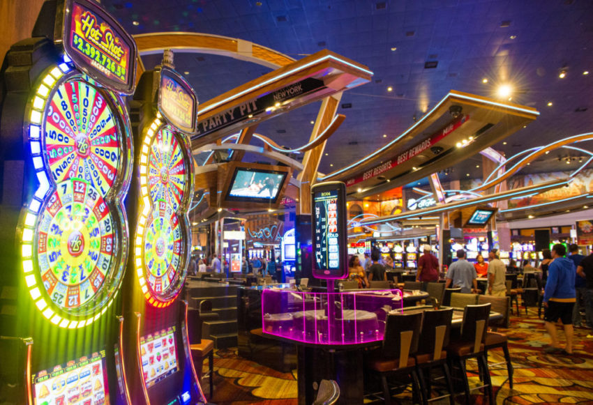 Steps To Online Casino Of Your Desires